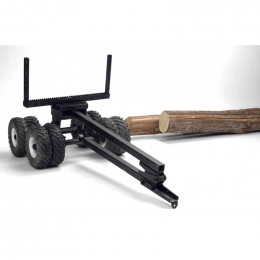 Cross-RC Remorque Timber T835 pour BC8 KIT