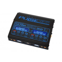 Pulstec Chargeur Ultima 250 Duo AC-DC PC-021-001
