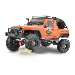 FTX Crawler Outback Fury Xtreme 4WD 1/10 Roller FTX5583
