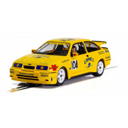 Scalextric Voiture Ford Sierra RS500 Came 1st Standard C4155