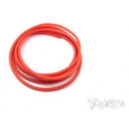 T-Work's Cable Silicone 14AWG Rouge (2M) EA-025R