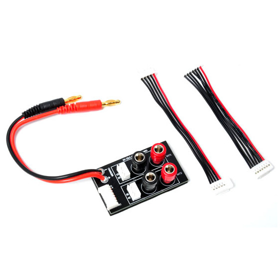T2M - Platine Duo Lipo + Cable - T1231/3