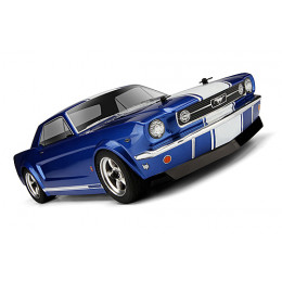 HPI - Carrosserie - Ford Mustang GT Coupe 1966 - 200mm - 104926
