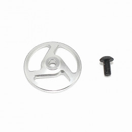 MST Couvercle support couronne alu argent 210116S