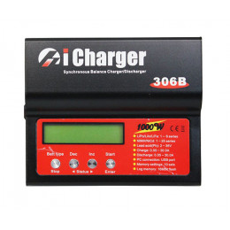 iCharger Chargeur 306B 1000W 30A DC