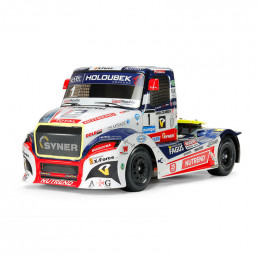 Tamiya Carrosserie complète Camion Buggyra Fat Fox 190mm 51613